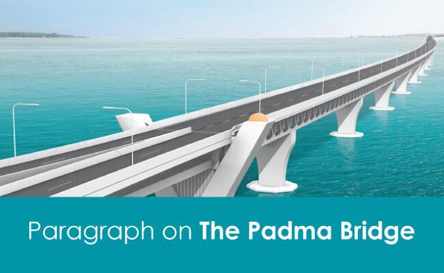 paragraph on padma bridge