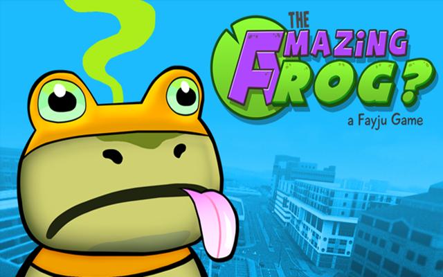 โหลดเกม Amazing Frog