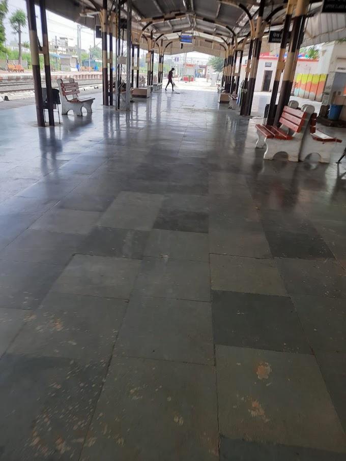 Ashok Nagar Madhya Pradesh Railway Station - ASKN