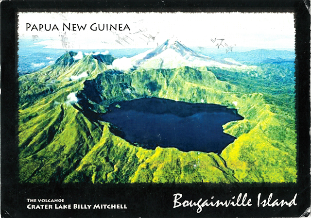 Postcard from Papua New Guinea