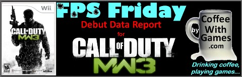 Fps Friday Call Of Duty Modern Warfare 3 S Hours Report Coffee With Games