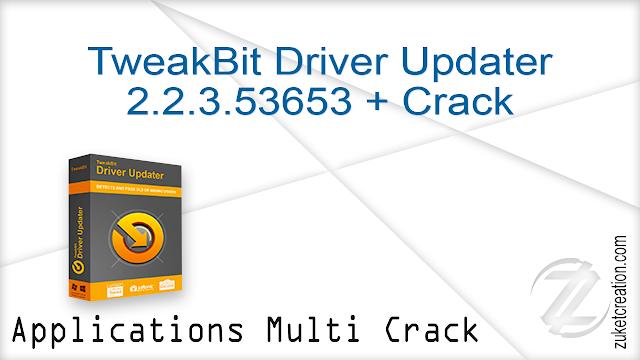 TweakBit Driver Updater 2.2.3.53653 + Crack