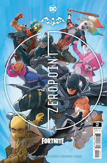 Batman/Fortnite - Cover 1