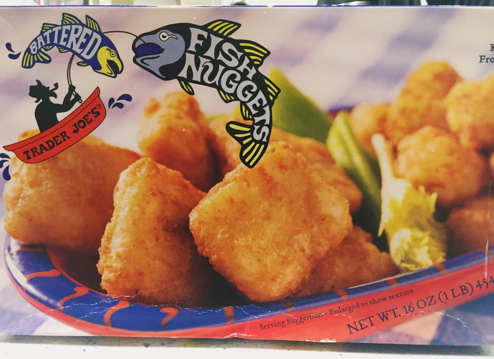 Trader joe 39 s battered fish nuggets for Trader joes fish