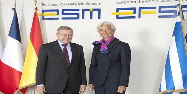 """ΔΝΤ - ΕΜΣ: Δύο """"ξένοι"""" στην Ελλάδα! - Η απόρρητη έκθεση του ΔΝΤ"""