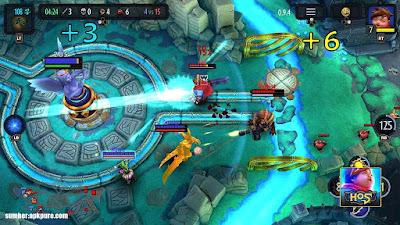 Game Moba Mirip Mobile Legends Offline