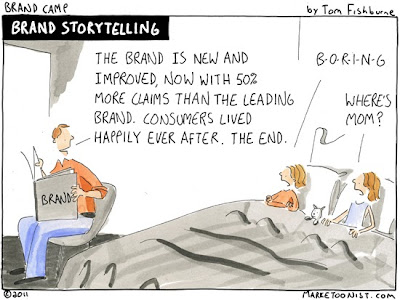 What Story Does Your Brand Tell?
