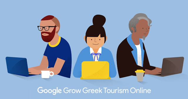 Google - Grow Greek Tourism Online