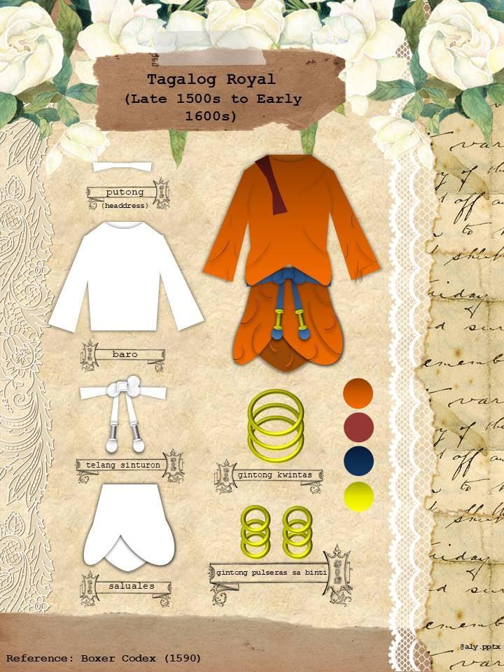 Tagalog Royal Fashion