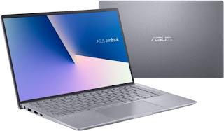 ASUS Zenbook Q407IQ-BR5N4