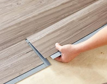 cara merawat dan memasang lantai kayu vinyl