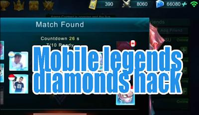DIAMOND GRATIS MOPBILE LEGEND