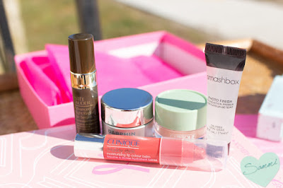 October 2015 Birchbox Review