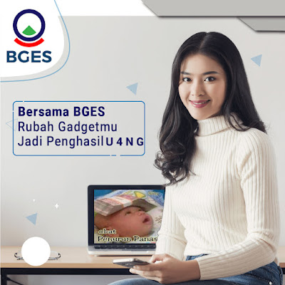 BGES Penghasil Uang