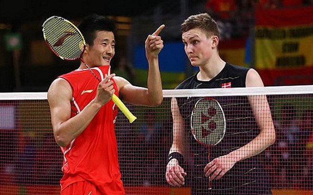 Link Streaming Badminton Tokyo 2020 Vісtоr (Dеnmаrk) VS Chen Lоng (China), 2 August 2021