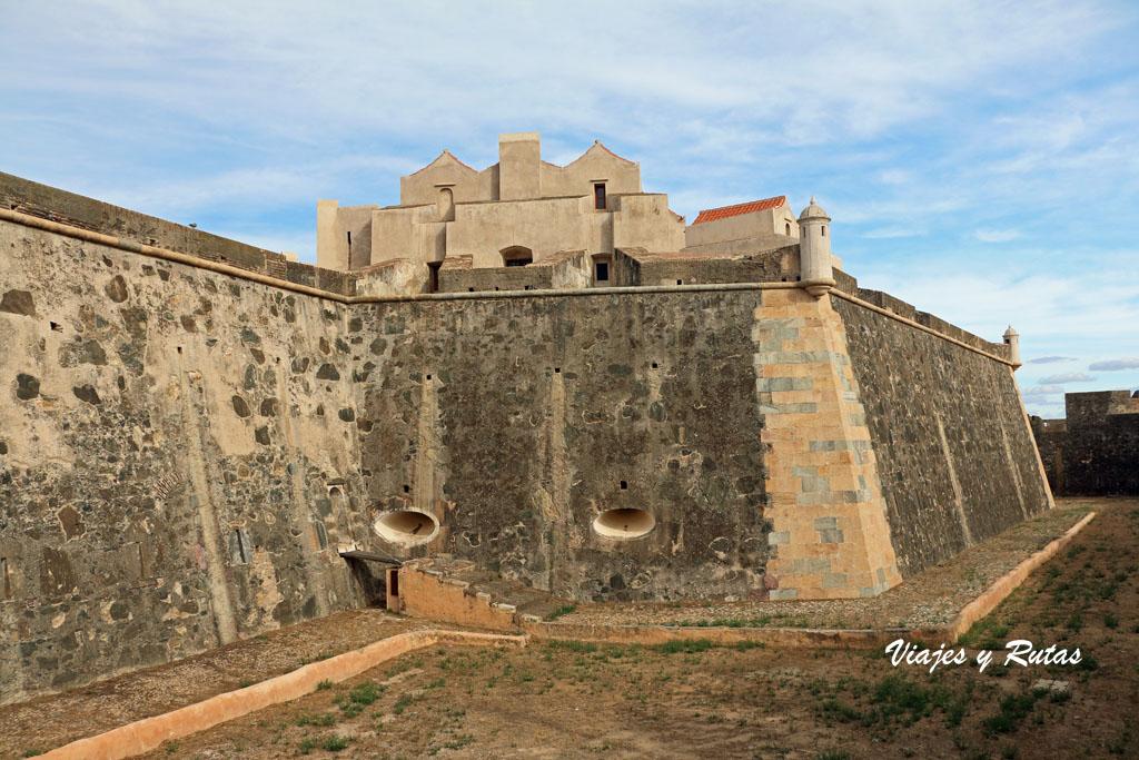 Fuerte de Gracia de Elvas