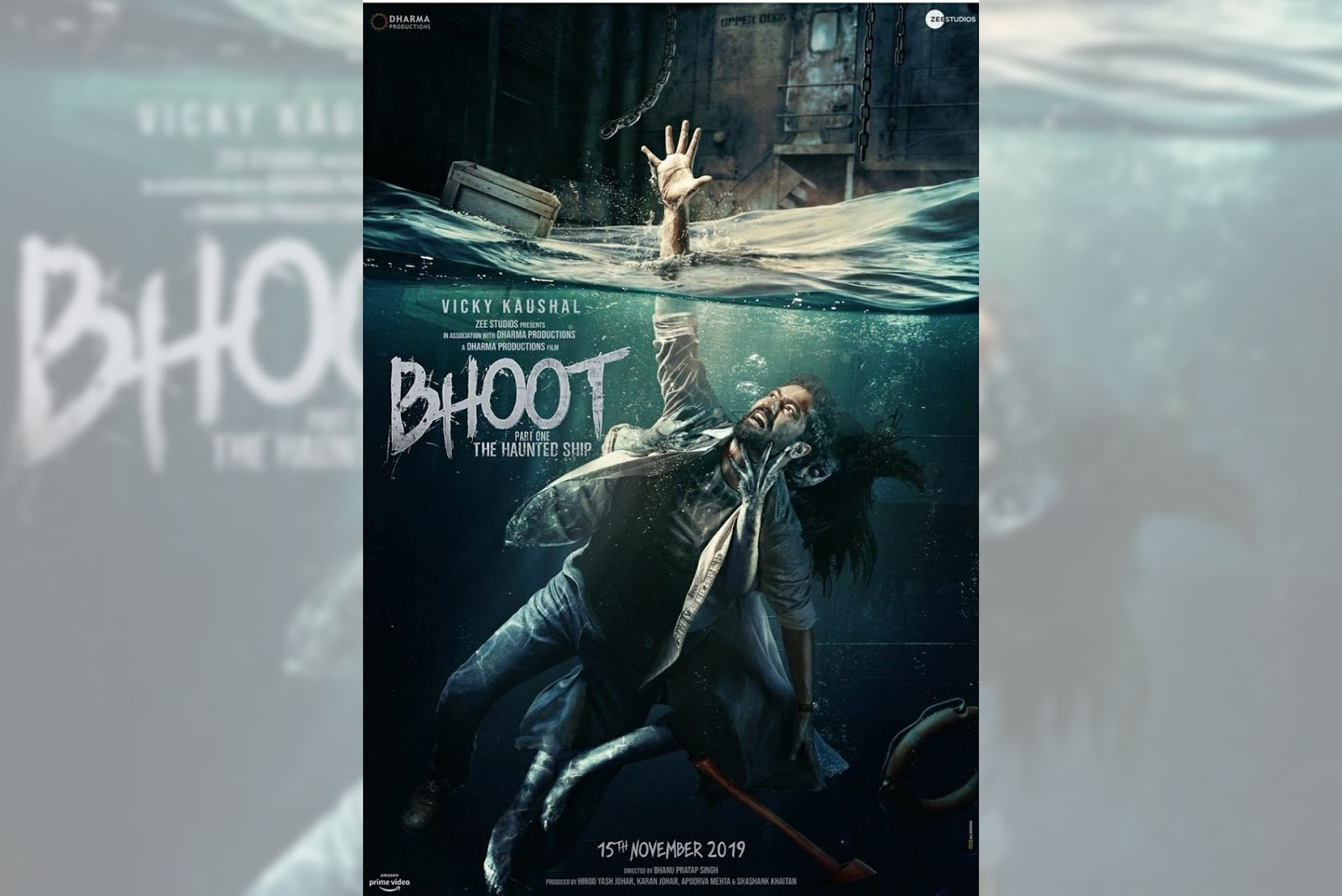 Bhoot Part One - The Haunted Ship Review