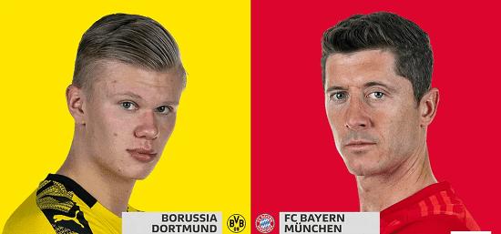 Borussia Dortmund vs Bayern Munich MyTeam11 and Dream11 Predictions and Tips