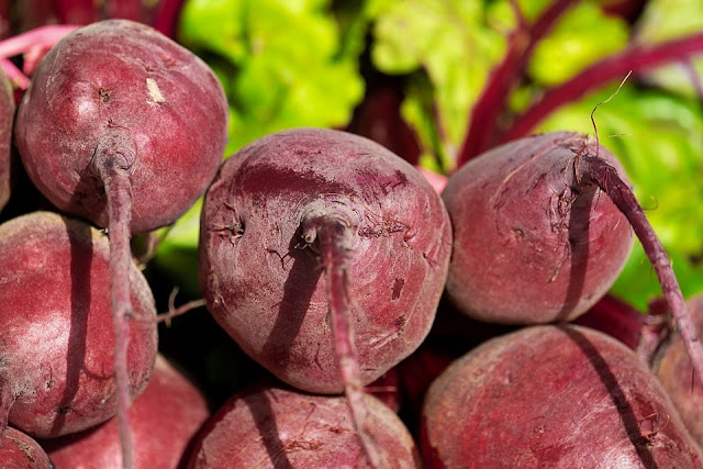 Beet benefits for health