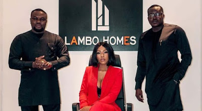 Big Brother Naija 2019 winner, Mercy Eke has finally achieved her long life dream as she announces the launching of her Real Estates Company named 'Lambo Homes'.  The self-acclaimed 'Queen of Highlights', who is fondly called Mercy Lambo disclosed this via her verified social media handles at the late hours of Monday, 18th May, 2020.  Mercy started by thanking and appreciating her fans for their unending love and support towards her, which led to her being a complete and successful woman.