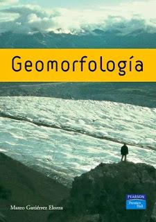 Geomorfologia Mateo Elorza | libro de geologia