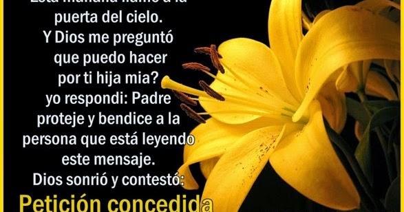 Oracion De Buena Suerte
