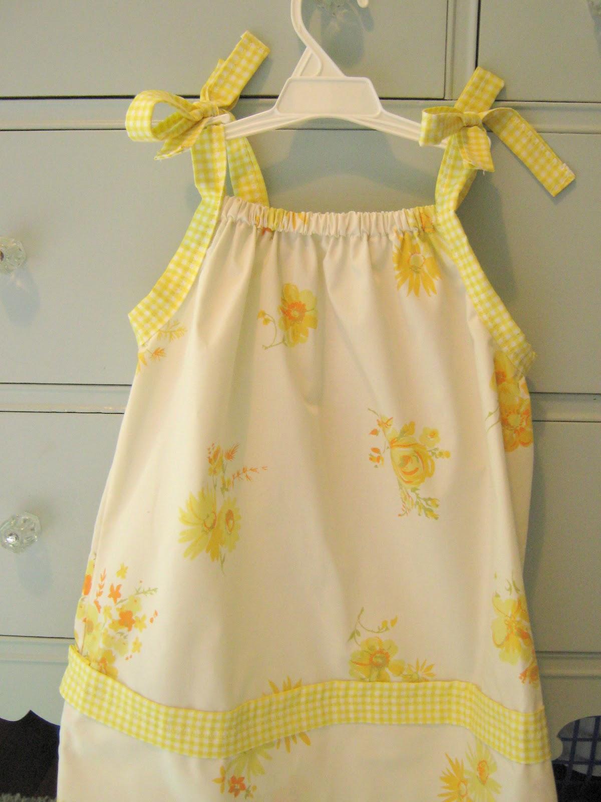 Rindy Mae Pillowcase Dresses