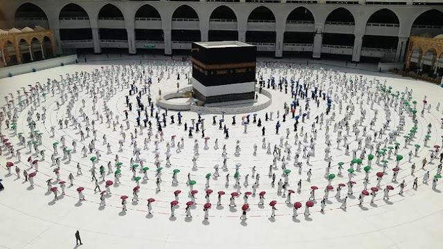 Arab Saudi Tahan Ribuan Jemaah Haji Ilegal
