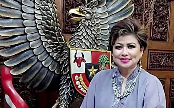 Senator Maya Rumantir Ajak Generasi Muda Lestarikan Nilai-nilai Luhur Pancasila
