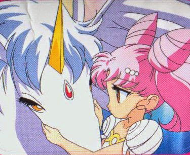 Sailor Moon Chibiusa Pegasus