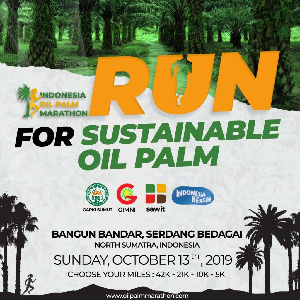 Oil Palm Marathon • 2019