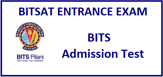 BITSAT 2020 Exam Online Form
