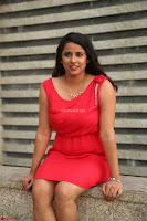 Shravya Reddy in Short Tight Red Dress Spicy Pics ~  Exclusive Pics 098.JPG