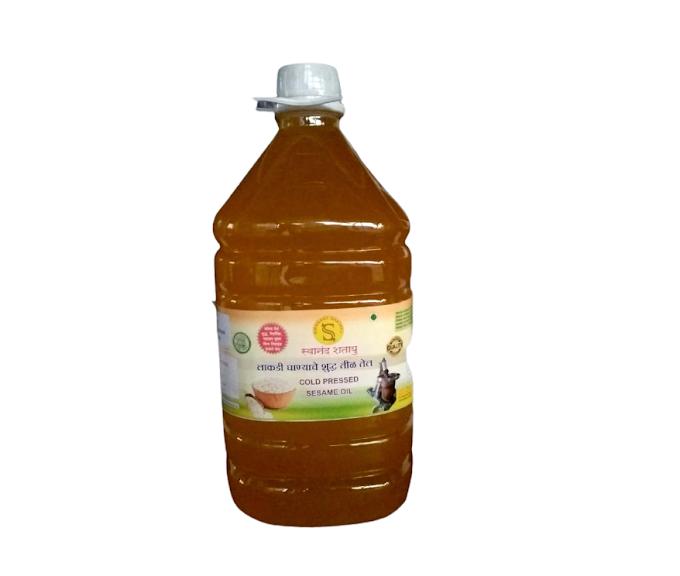 SESAME OIL तीळाचे तेल (5 ltr)