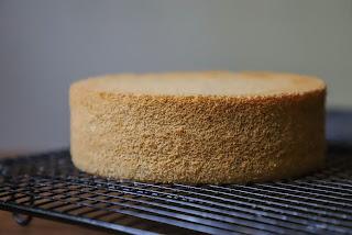 torta en rejilla