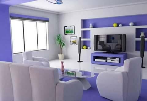 تصميم ديكور منزلي - فلل شقق (٨)