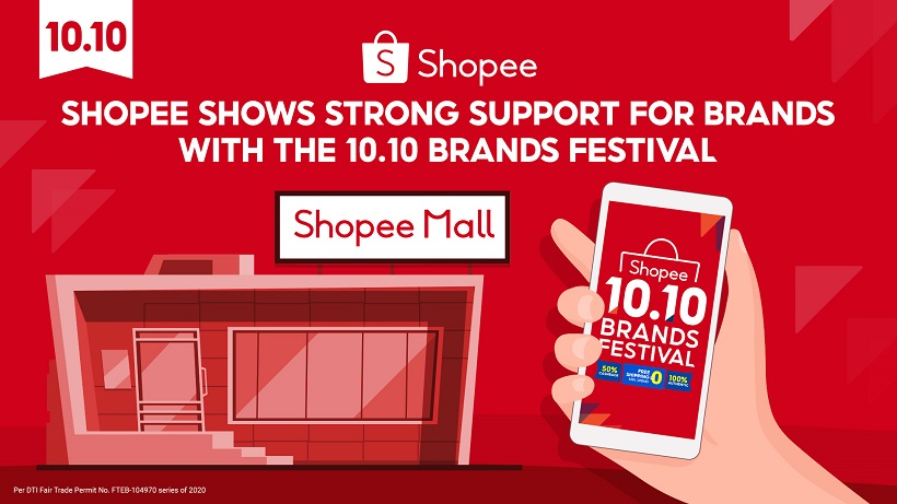 Shopee 10.10 Sale