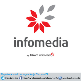 Lowongan Kerja PT. Infomedia Nusantara 2017 Banyak bagian