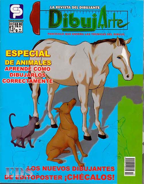 Descarga: DibujArte #13 - Especial de Animales.