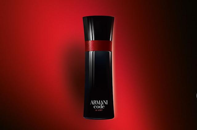 Armani Code A-List