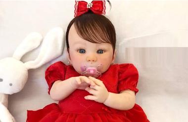 SORTEIO - Concorra a uma linda Boneca Bebê Reborn Amandinha