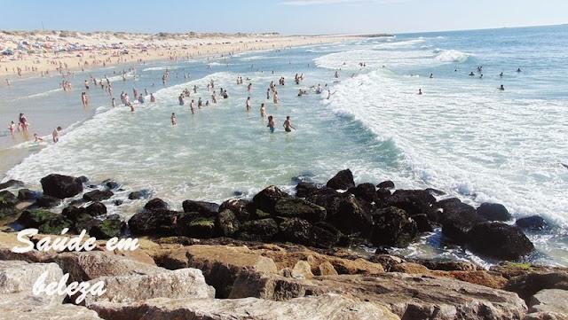 Benefícios da água do mar