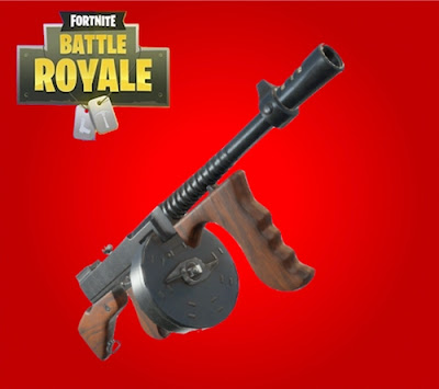 Name this weapon. (image)