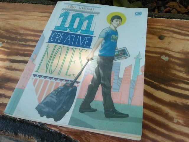 "Buku ""101 Creatives Notes"";Resensi Buku Non Fiksi ""101 Creative Notes"";Resensi Buku ""101 Creative Notes"";"