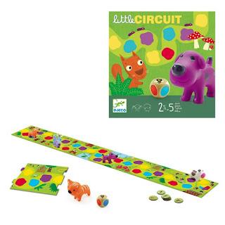 cadeau offrir 2 ans 3 little circuit djeco maternelle couleur