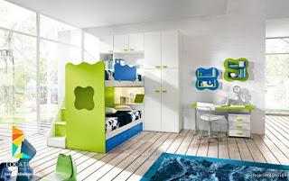 Modern Children's Rooms 40