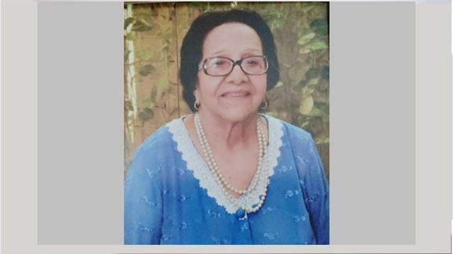 Morre em JP de problemas cardíacos, a patoense, Dona Joana Ferreira, viúva do Sargento Moisés