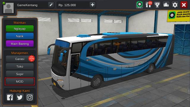 Cara Pasang Mod BUSSID (Bus Simulator Indonesia)