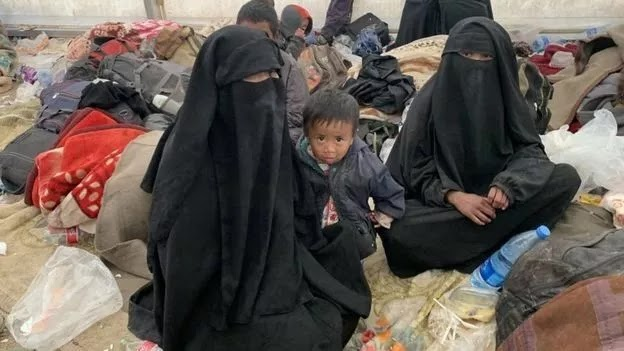 Kondisi Ratusan Eks ISIS Asal Indonesia Sangat Memprihatinkan, Tak Boleh Kembali ke Indonesia