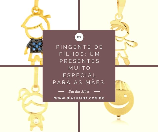 Variedades, pingentes de ouro, aubra joias, pingente de filhos, presentes para mães, dia das mães, presentes, dicas de presentes, pingente mães